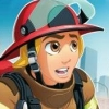Let's Play Firemen (DS) game cover art