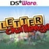 Letter Challenge (DS) game cover art