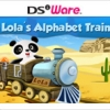 Lola's Alphabet Train (DS) game cover art