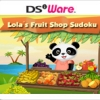 Lola's Fruit Shop Sudoku (DS) game cover art