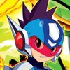 Mega Man Star Force: Dragon artwork