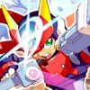Mega Man ZX Advent (DS) game cover art