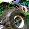 Monster Jam (DS) game cover art