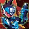 Mega Man Star Force 3: Red Joker artwork
