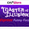 Master of Illusion Express: Funny Face (DS) game cover art
