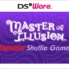 Master of Illusion Express: Shuffle Games (DS) game cover art