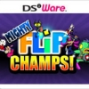Mighty Flip Champs! (DS) game cover art