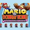 Mario vs. Donkey Kong: Minis March Again! artwork