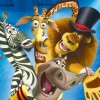 Madagascar 3: The Video Game (DS) game cover art