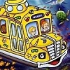The Magic School Bus: Oceans (DS) game cover art