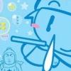 Milon no Hoshizora Shabon: Puzzle Kumikyoku (DS) game cover art