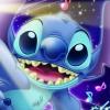 Motto! Stitch! DS Rhythm de Rakugaki Daisakusen artwork