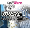 Music on: Acoustic Guitar (DS) game cover art