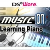 Music on: Learning Piano (DS) game cover art
