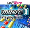 Music on: Playing Piano (DS) game cover art