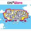 My Little Restaurant (DS) game cover art