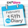 myDiary (DS) game cover art