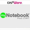 myNotebook: Green (DS) game cover art