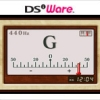 Nintendo DSi Instrument Tuner (DS) game cover art