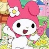 Onegai My Melody: Yume no Kuni no Daibouken (DS) game cover art