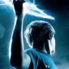Percy Jackson and the Olympians: The Lightning Thief (DS) game cover art