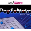 Peg Solitaire (DS) game cover art