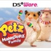 Petz: Hamsterz Family (DS) game cover art