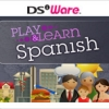 Play & Learn Spanish (DS) game cover art