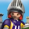 Playmobil Knights (DS) game cover art