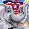 Ringling Bros. and Barnum & Bailey: Circus Friends - Asian Elephants (DS) game cover art