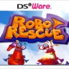 Robot Rescue (DS) game cover art