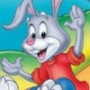 Reader Rabbit: Kindergarten (DS) game cover art