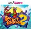 Robot Rescue 2 (DS) game cover art