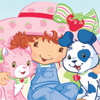 Strawberry Shortcake: Strawberryland Games (DS) game cover art