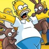The Simpsons Game (DS) game cover art