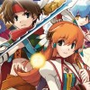 Summon Night: Twin Age (DS) game cover art