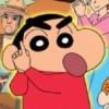 Crayon Shin-Chan: Arashi o Yobu Cinema Land: Kachinko Gachinko Daikatsugeki! artwork
