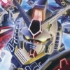 SD Gundam G Generation: Cross Drive (XSX) game cover art