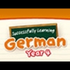 Successfully Learning German: Year 4 artwork