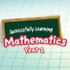 Successfully Learning Mathematics: Year 2 (DS) game cover art