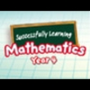 Successfully Learning Mathematics: Year 4 (DS) game cover art