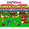 Super Yum Yum: Puzzle Adventures (DS) game cover art