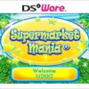 Supermarket Mania (DS) game cover art