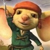 The Tale of Despereaux (DS) game cover art