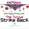 A Topsy Turvy Life: The Turvys Strike Back (DS) game cover art