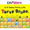 A Topsy Turvy Life: Turvy Drops (DS) game cover art