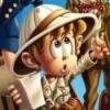 Tago Akira no Atama no Taisou Dai-1-Shuu: Nazotoki Sekai Isshuu Ryokou (DS) game cover art