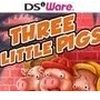Tales to Enjoy! Three Little Pigs (DS) game cover art