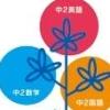 Tokutenryoku Gakushuu DS: Chuu-2 Eisuukoku Pack (DS) game cover art