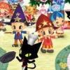 Tongari Boushi to Mahou no Omise (DS) game cover art